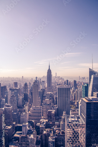 Foto op Canvas New York New York City