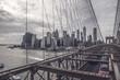 Quadro Brooklyn Bridge