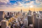 New York, New York, USA skyline. - 182251841