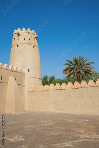 Aluminium Abu Dhabi Jahili fort