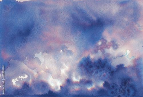 Texture sfondo acquerello effetto morbido