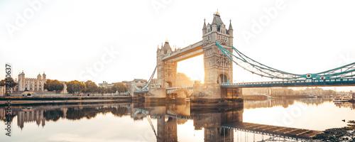 obraz PCV The Tower Bridge in London