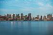 Quadro Skyline of San Diego California