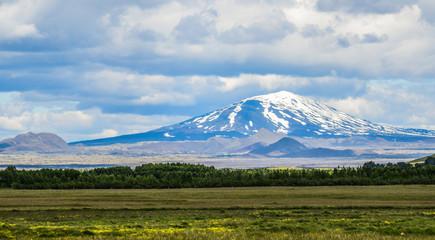 Hekla Volcano, South Iceland