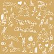 Tło Boże Narodzenie - 182327200