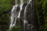 Sekumpul waterfalls in jungles on Bali island, Indonesia