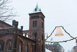 Kirche in Oslo, Norwegen - 182371026
