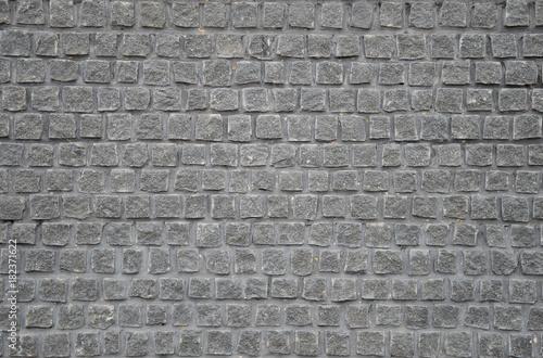 Fotobehang Stenen Stone wall