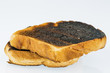 burnt toast slices of bread - 182399024