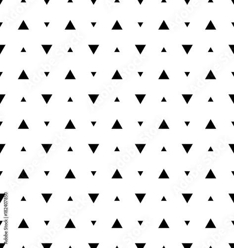 Scandinavian abstract geometric pattern - 182407850