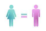 Igualdad de género entre mujeres y hombres. - 182409483