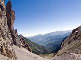 Asomado al otro lado de los Pirineos