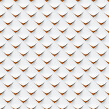 Abstract seamless surface pattern. 3d rendering