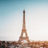 Tour Eiffel (Eiffel Tower) in Paris, France