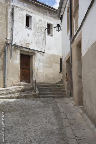 Staande foto Smal steegje Images from Central Spain