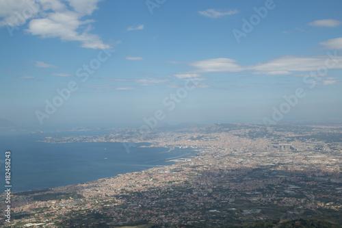 Foto op Aluminium Napels Golfo di Napoli, Portici, Napoli, Procida, Ischia