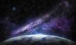 млечный путь в космосе - 182460236