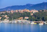 Corsica island, France. Porto-Vecchio town - 182462486