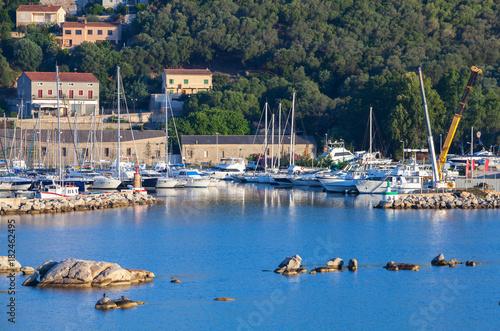 Corsica island, France. Summer day