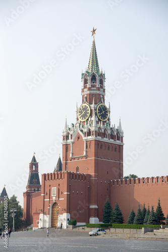 Foto op Canvas Moskou red square moscow kremlin