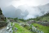 Machu Picchu, a UNESCO World Heritage Site - 182469622