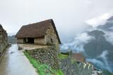 Machu Picchu, a UNESCO World Heritage Site - 182469665