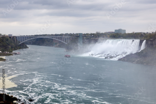 The American Falls, New York, United States - 182475639