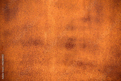 Fotobehang Stof Old rusty metal plate for background