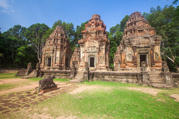 Preah Ko temple, Angkor