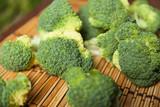 green fresh broccoli - 182507297
