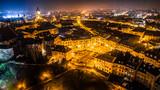 Lublin miasto nocnych inspiracji