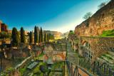 Rome skyline panorama - 182536856