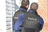 tueur tuerie simulation exercice Police urgence secours ambulance blesses arme AMOK masse Zone Mazerine ecole attaque terrorisme terroriste lutte anti Policier - 182543475