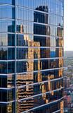 Chicago, USA, Spiegelung, Hochhäuser - 182560653