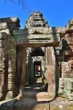 Bantey Khde temple, Siem Reap, Cambodia - 182584817