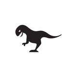 dinosaur icon illustration