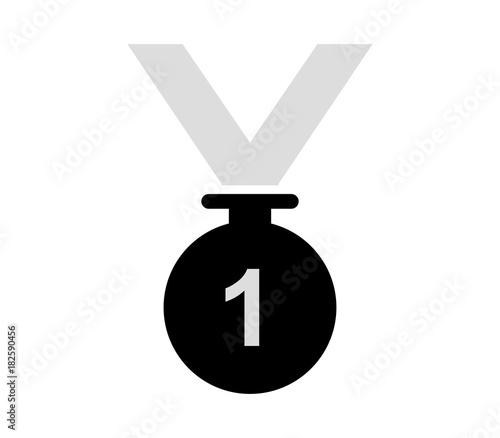 Fototapeta medal icon