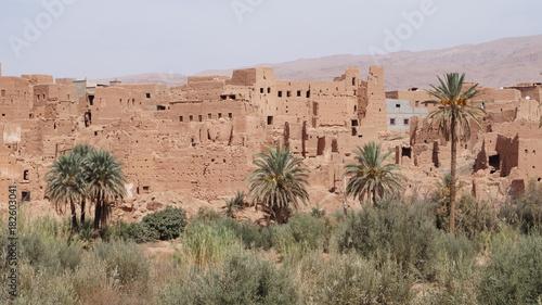 Foto op Canvas Marokko Frankreich / Italien