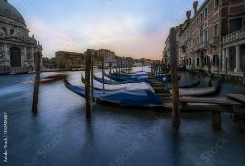 Foto op Canvas Venetie paesaggio