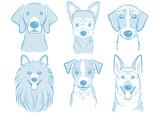 犬のイラスト - 182635637