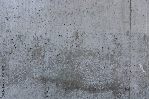 Deurstickers Betonbehang Cement Wall