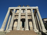 Roman forum. Temples, Arches, Basilicas.. Roman holiday. (The Vast Russia! Sergey, Bryansk.) - 182658854