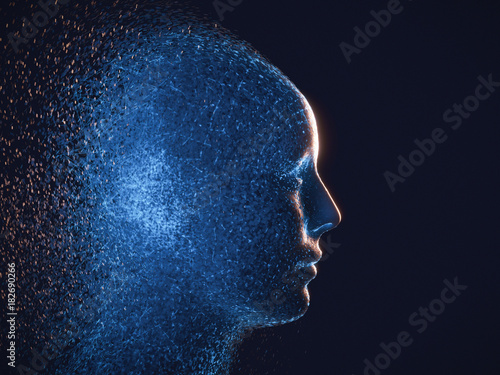 Fridge magnet Artificial intelligence
