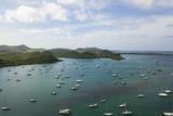 Bucht in Le Marin, Martinique - 182703841