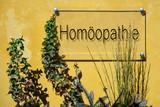Schild 233 - Homöopathie