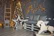 Beautifully decorated place for Christmas photo shoots 9378.
