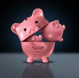 Small Investor Financial Concept - 182763058
