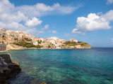 Syros town in a sunny day - 182767048