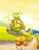 morel stories for kids - 182810478