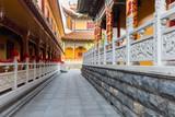 buddhist temple courtyards closeup - 182813655